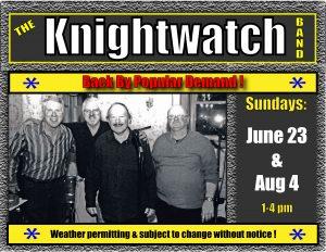 Knightwatch @ Janine's Frostee | Ware | Massachusetts | United States