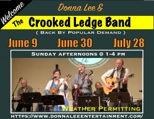Crooked Ledge Band @ Janine's Frostee | Ware | Massachusetts | United States