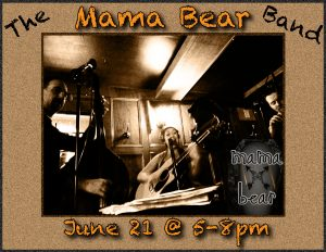 The Mama Bear Band @ Janine's Frostee