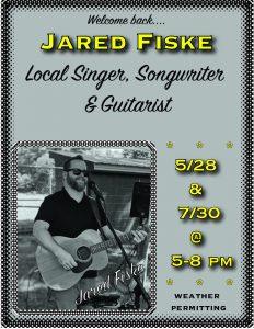 Jared Fiske @ Janine's Frostee
