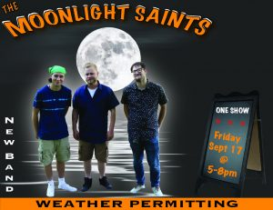The Moonlight Saints @ Janine's Frostee